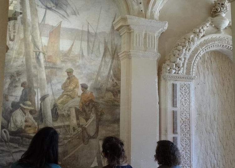 Les Restaurations De Toiles Peintes Au Château - Conférence à Saint Goazec