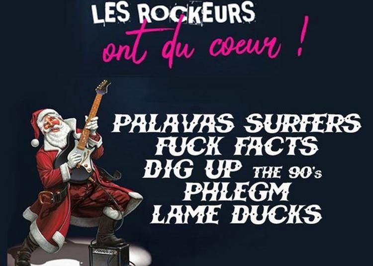 Les Rockeurs Ont Du Coeur ! à Saint Jean de Vedas
