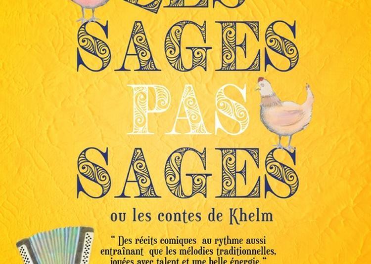 Les Sages Pas Sages à Paris 13ème