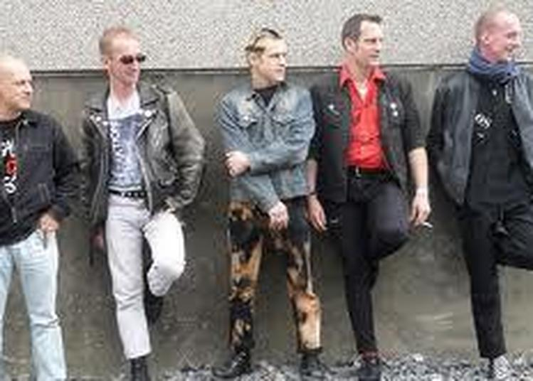 Soiree Punk Rock à Charleville Mezieres