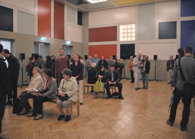 Les Salons De L'aubette 1928 à Strasbourg