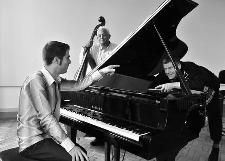 Les Samedis du jazz // Delaunay Trio Pop à Orléans
