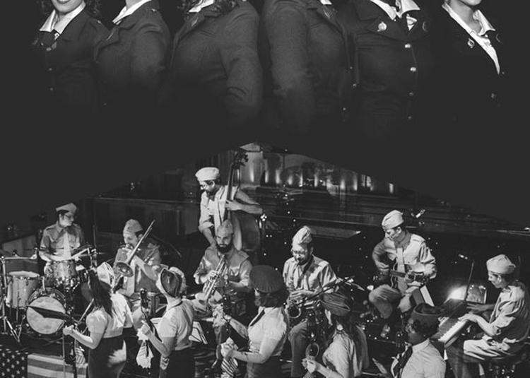 Les Satin Doll Sisters & Live Band à Divonne les Bains