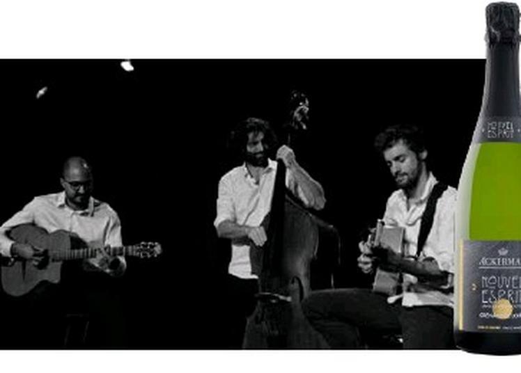 Les Scènes Musicales Ackerman : Django Black Band à Saumur