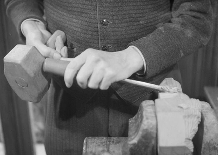 Les Sculpteurs De Marionnettes à Brindas