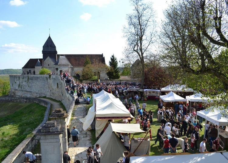 Les Seigneuriales De Coucy à Coucy le Chateau Auffriqu