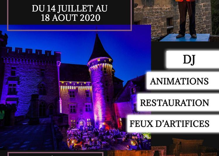 Les soirées de Puymartin 2020