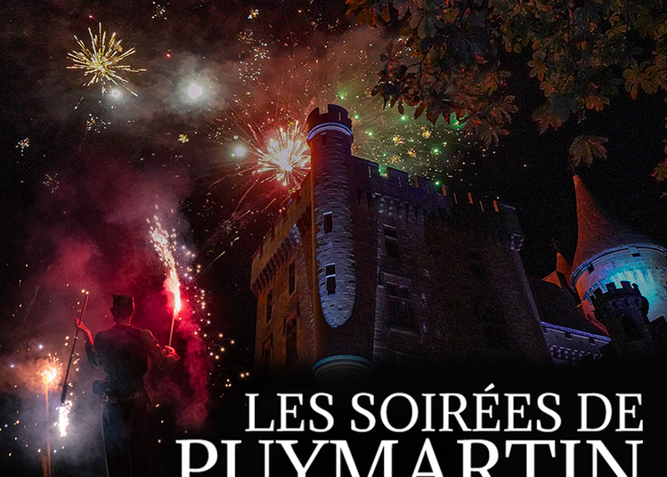 Les soirées de Puymartin à Sarlat la Caneda