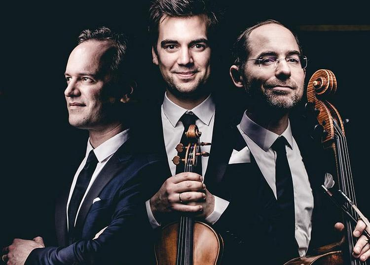 Les Soirées Musicales du Pharo - Trio CHAUSSON à Marseille