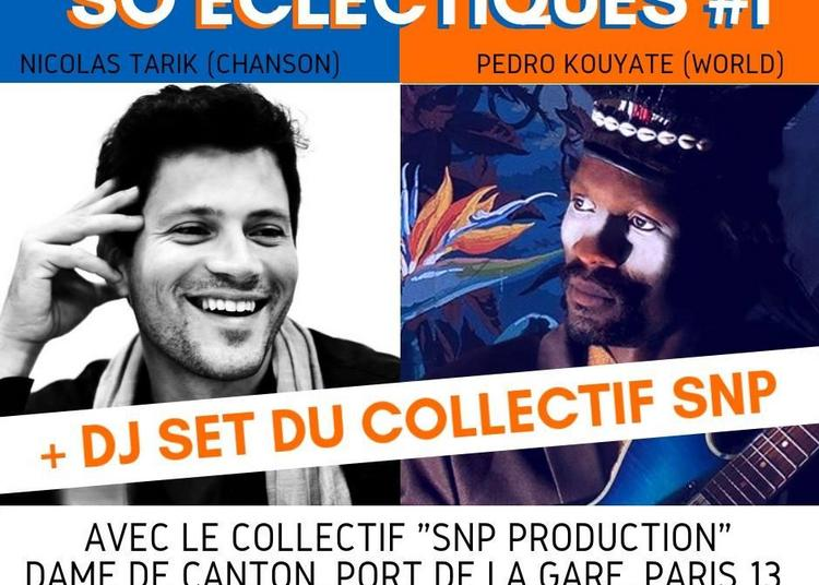 Les Soirées So Eclectiques? #1 à Paris 13ème