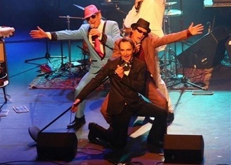Les Swingmen à Cabries