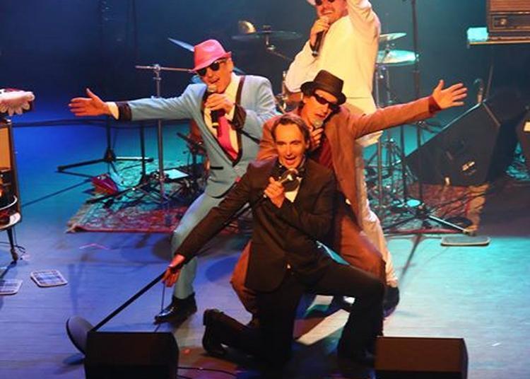 Les Swingmen Sinatra Show à Marseille