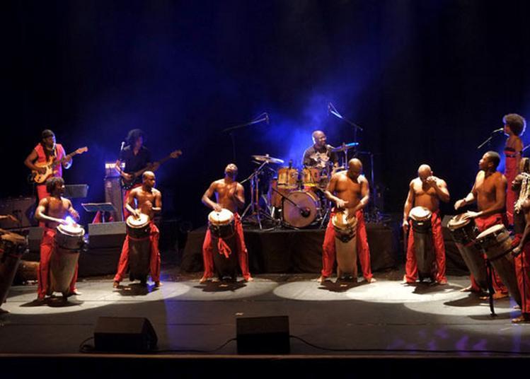 Les Tambours De Brazza à Gueret