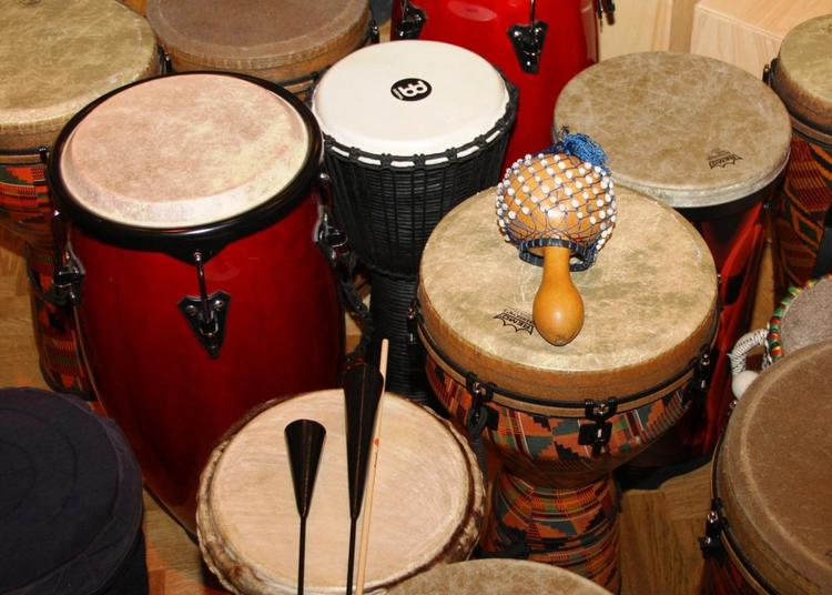 Les Tambours Du Bronx à Limoges