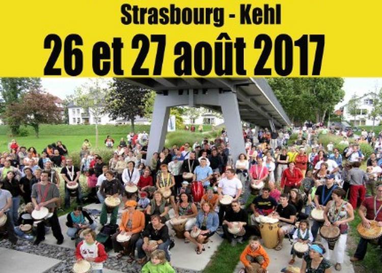 Les Tambours du Rhin (12ème édition) à Strasbourg