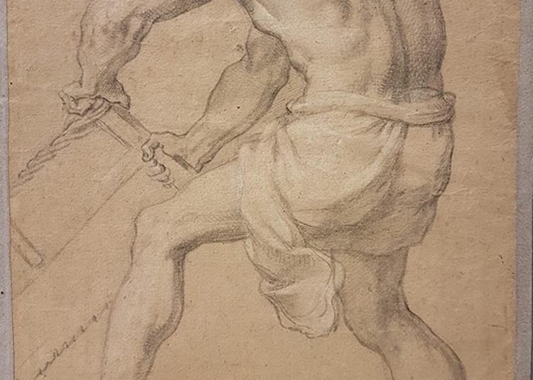 Les techniques du dessin au XVIIe siècle à Magny les Hameaux