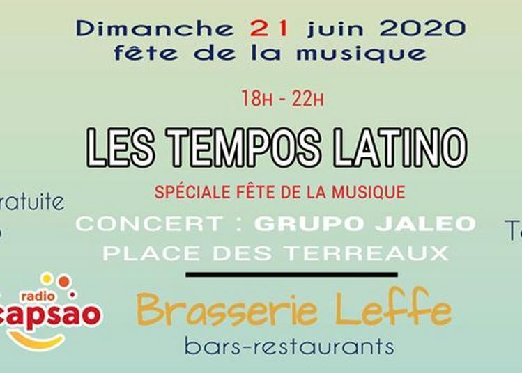 Les Tempos Latino spéciale fête de la musique à Lyon