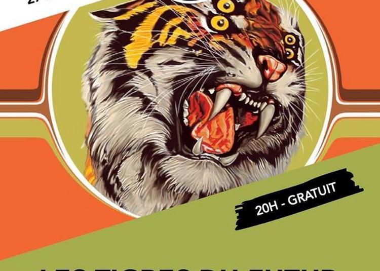 Les Tigres Du Futur - Moonrite - Casio Judiciaire à Paris 12ème