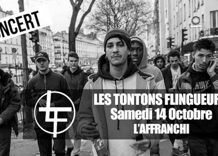 Les Tontons Flingueurs à Marseille