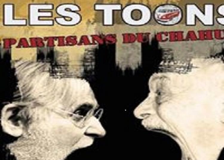 Les Toon's « sortie d'album » à Rompon