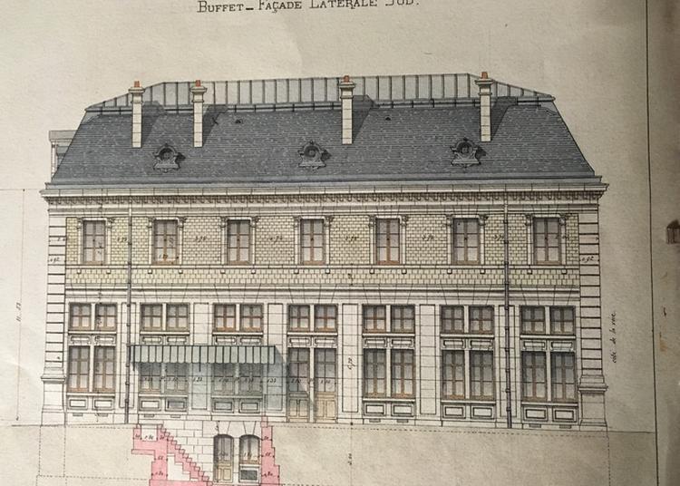 Les Traces De La Seconde Guerre Mondiale Sur « La Magnifique » à Reims