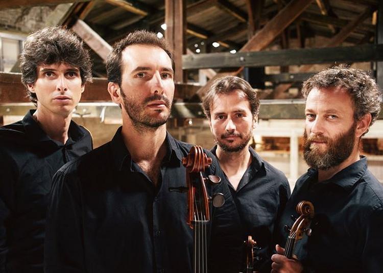 Les Trois Frères de l'Orage - Quatuor Béla à Arras