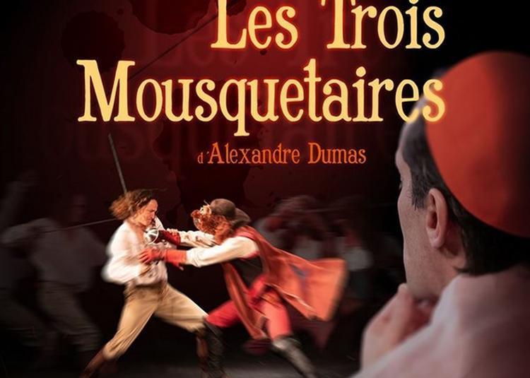 Les Trois Mousquetaires à Avignon
