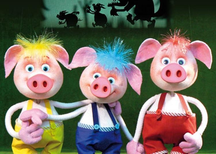 Les trois petits cochons à Dijon