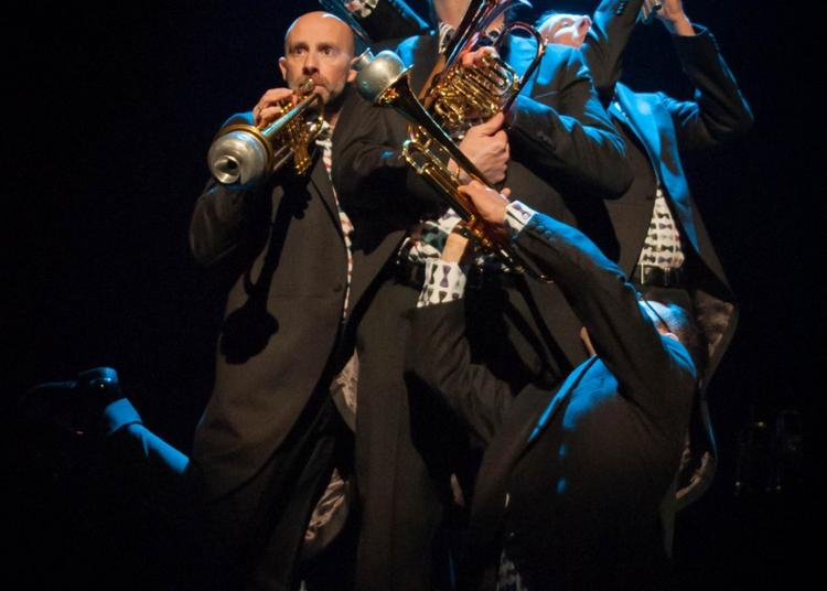 Les Trompettes De Lyon à Varces Allieres et Risset