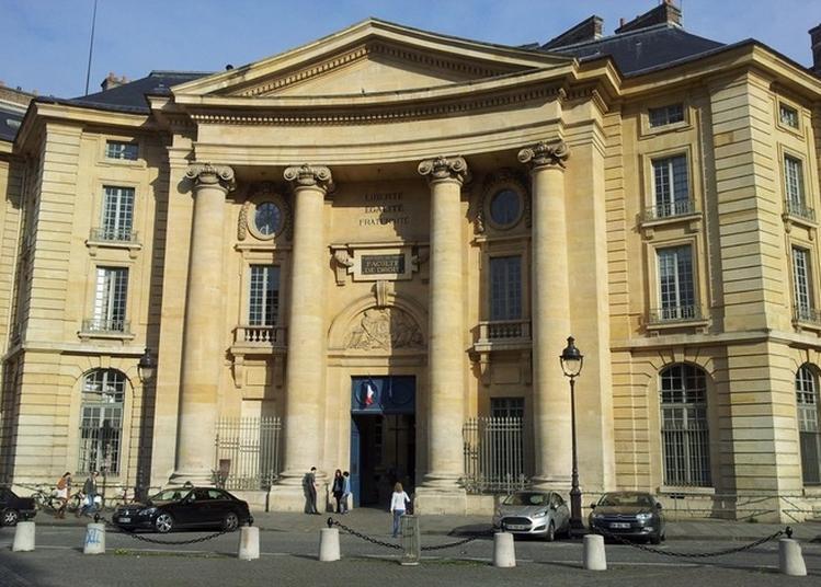Les Universités Parisiennes, De Paris 1 Panthéon À Paris 7 Diderot : Promenade Commentée à Paris 5ème