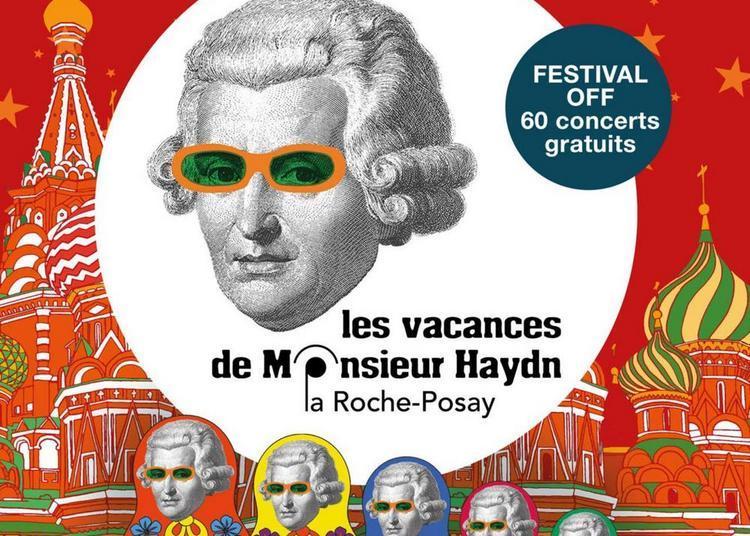 Festival international de musique de chambre Les Vacances de Monsieur Haydn 2021