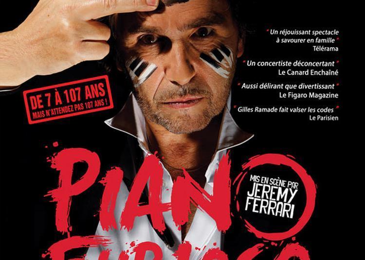 Piano Furioso à Paris 14ème