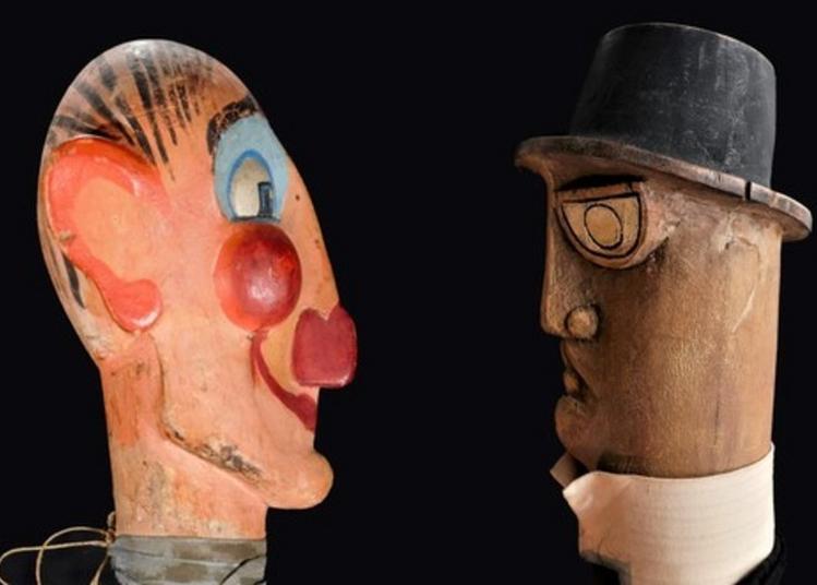 Les Vies Secrètes Des Marionnettes à Paris 5ème