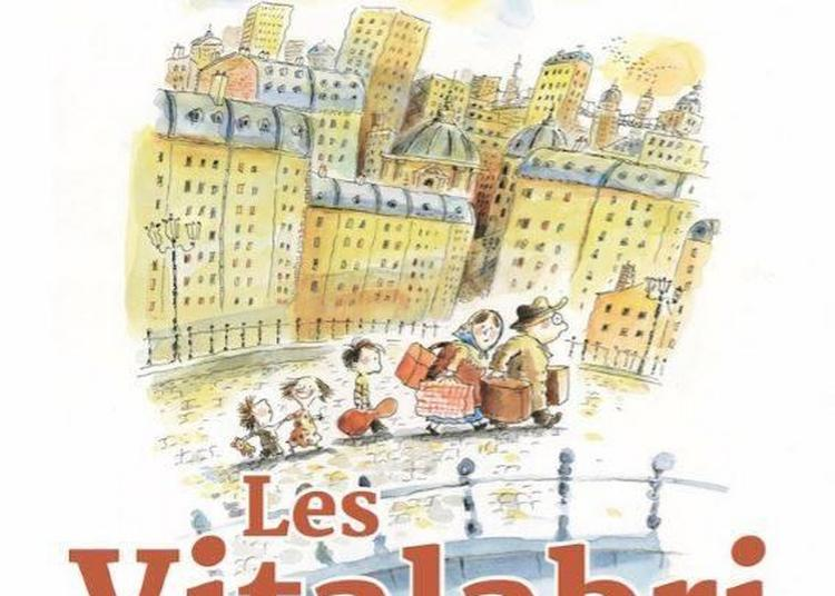 Les Vitalabri à Paris 12ème