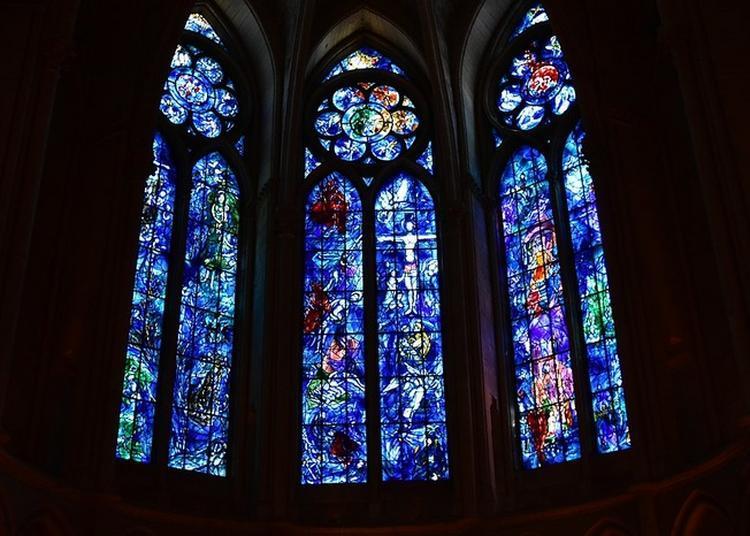 Les Vitraux De Chagall De Metz À Jérusalem