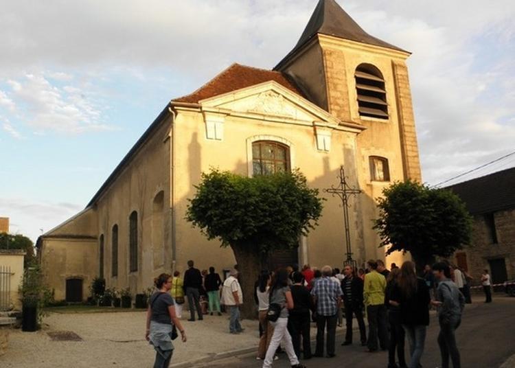 Les Voix De L'armançon  Présente Pour Les Journées Européennes Du Patrimoine à Pacy sur Armancon