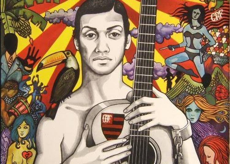 Les voyages musicaux de Tête de chou : la musique brésilienne (conférence et DJ) à Rennes