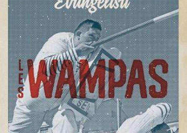 Les Wampas + Killing Lawrence à Mulhouse