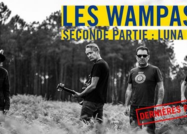 Les Wampas + Luna Lost à Guise