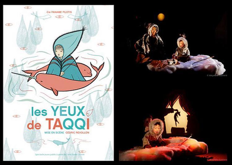 Les Yeux De Taqqi, Conte Inuit à Neufchateau