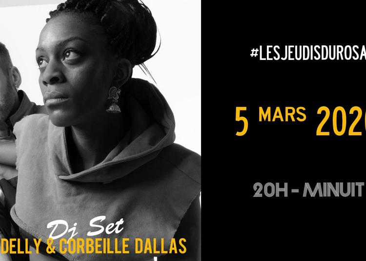 #lesjeudisdurosa // Corbeille Dallas & De Vedelly à Paris 7ème