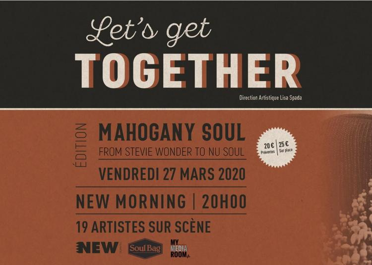 Let'S Get Together à Paris 10ème