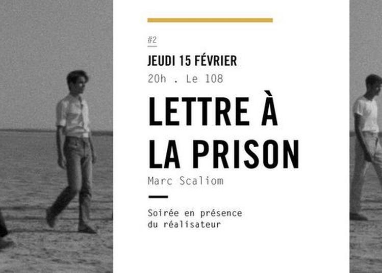 Lettre à la prison à Orléans