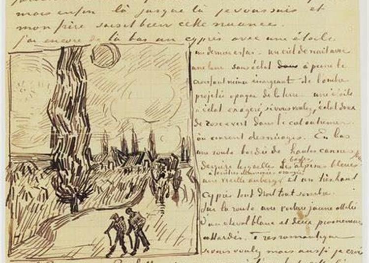 Lettres à Son Frère Théo à Paris 9ème
