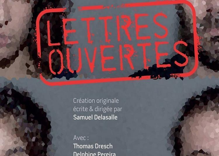 Lettres Ouvertes à Paris 20ème