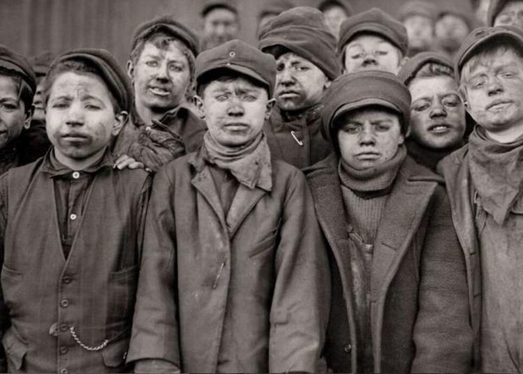 Lewis Hine, Un Artisan De La Lutte Contre Le Travail Des Enfants à Fessenheim