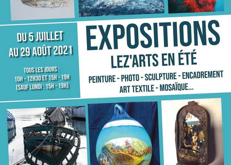 Lez'Arts en été à Saint Jouan des Guerets