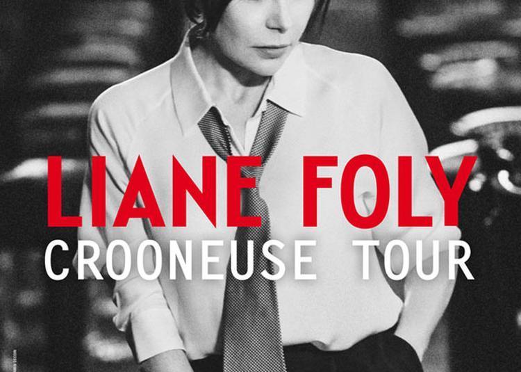 Liane Foly Crooneuse Tour à Montelimar