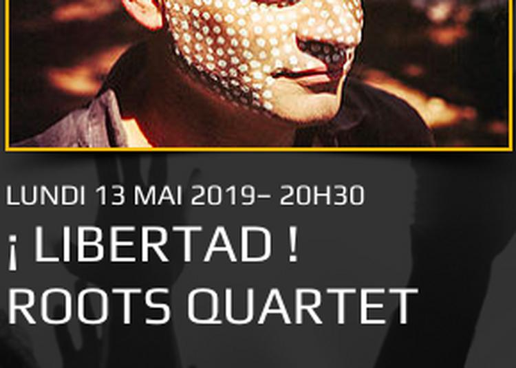 Libertad, Roots Quartet à Saint Denis