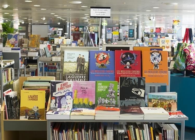Librairie-boutique De L'ima à Paris